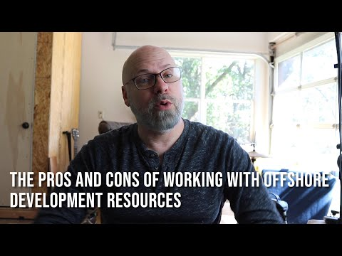 Pros and Cons of working with Offshore Developers