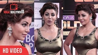 Debina Bonnerjee at Boroplus 10th Gold Awards 2017 | Zee Tv
