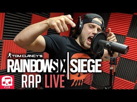 "Rainbow Six Siege Rap LIVE by JT Music - ""Knock Knock"""