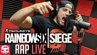 Rainbow Six Siege Rap LIVE by JT Music -