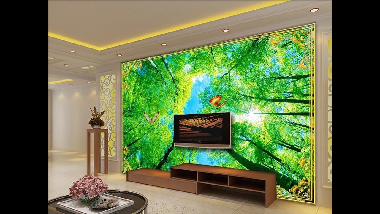 3D Wallpaper Designs For Your Beautiful Home(AS Royal