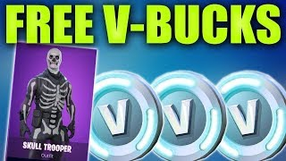 This is How To Get Free V-Bucks in Fortnite