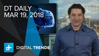 HTC Vive Pro features big VR resolution boost, audio upgrade, more