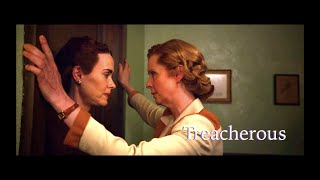 Mildred x Gwendolyn | Treacherous (Taylor Swift) | 1x04