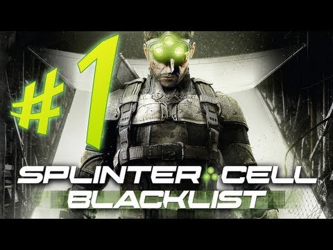 Tom Clancy's Splinter Cell: Blacklist - Parte 1: A Ameaça [ Playthrough em PT-BR ]