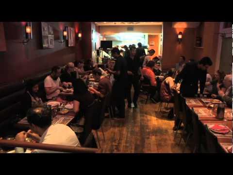 London 2012: Food