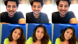 Darshan Raval & Tulsi Kumar Live Instagram Chat about The Release of New Song