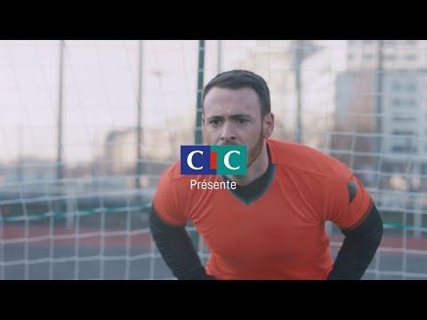 Clic Crédits Maîtrisés CIC – Le football