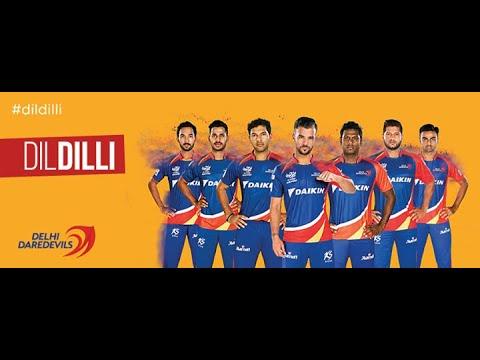 Delhi Daredevils Theme Song 2015