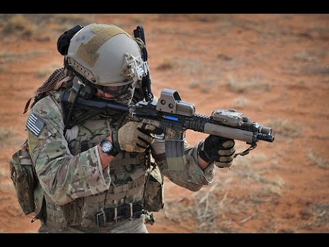 United States Air Force Combat Controller Training - 21st Special Tactics Squadron