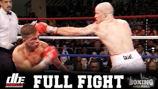 ARTURO GATTI vs. ANGEL MANFREDY I Full Fight I BOXING WORLD WEEKLY