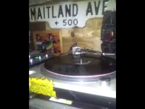 Ackie- Call Me Rambo 12 inch Maitland Roots Sound