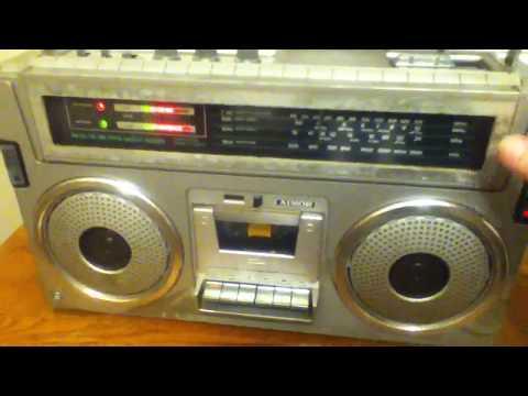 Aimor ST-804FS2 Stereo Boom Box