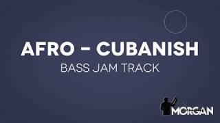 Afro-Cubanish BASS JAM TRACK| AFRO CUBAN BASS JAM