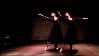 Tere ishq nachchaya Bulleh Shah : Kathak dance duo 카탁댄스