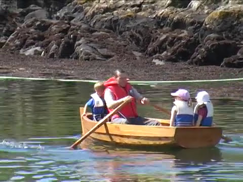Gaelic Documentary: Grimsay Boat Day