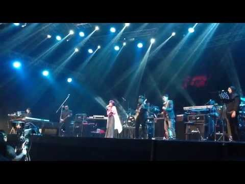Yuna Live in Jakarta (Full Show) @ SoundsFair 2014