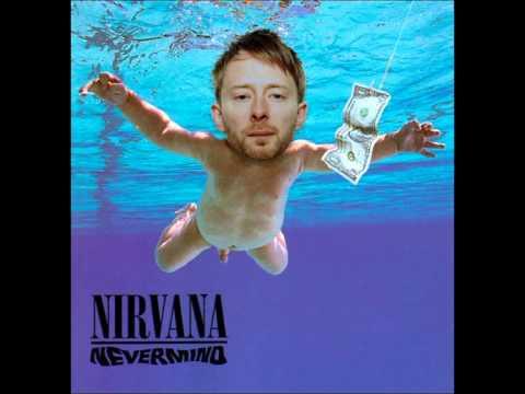 nirvana vs radiohead come as a creep youtube