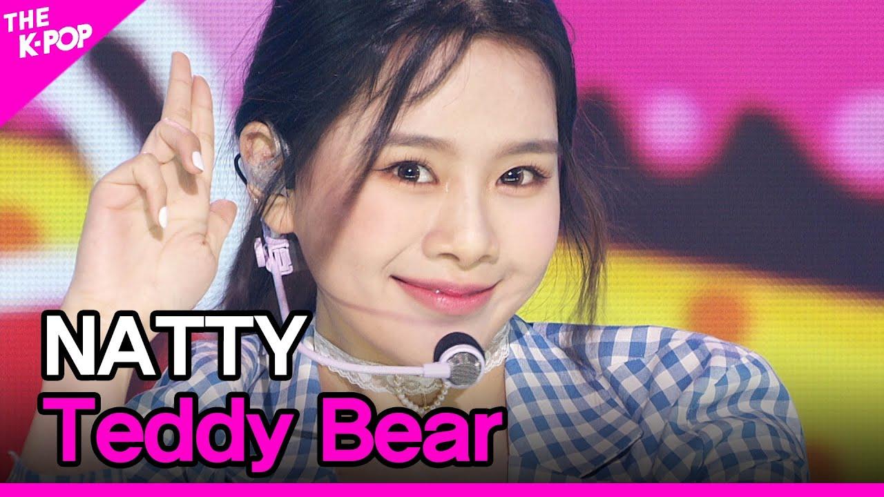NATTY, Teddy Bear (나띠, 테디베어) [THE SHOW 201124]