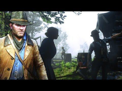 RDR2 Arthur Only Wants Money (Abigail & Uncle Vs Javier) - Red Dead Redemption 2 thumbnail