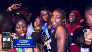 Star Music Trek - Wande Coal threw Benin back & rocked the stage with