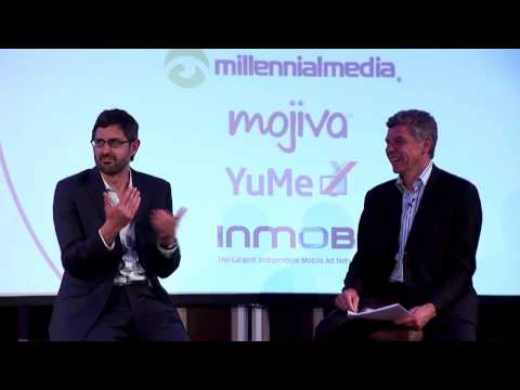 Mobile Engage 2012 | Fireside chat with Louis Theroux