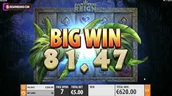 PANTHER'S REIGN (QUICKSPIN) ONLINE SLOT