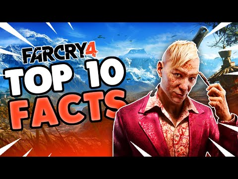 Awesome Facts You Didn't Know About Far Cry 4 In Hindi