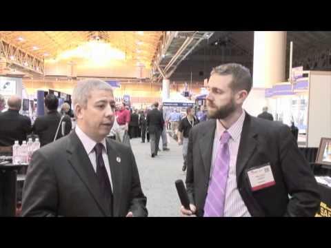 MARAD Administrator David Matsuda at IWBS 2011