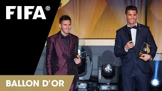 REPLAY: FIFA Ballon d