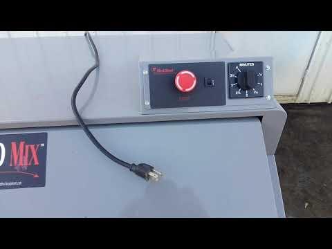Red Devil 5 Gallon Paint Mixer