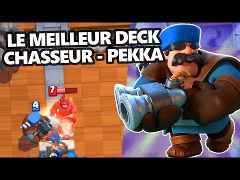 SUPER DECK CHASSEUR DE DEFI || Pekka - Chasseur