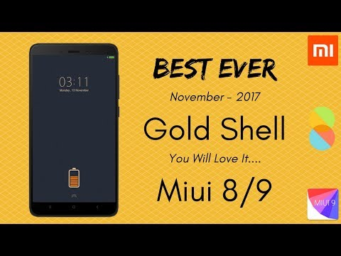 Top-10-best-miui-8-themes tagged Clips and Videos ordered by