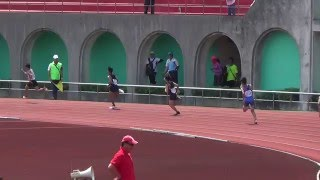 105年全國小學田徑錦標賽高雄市男童400M接力預賽