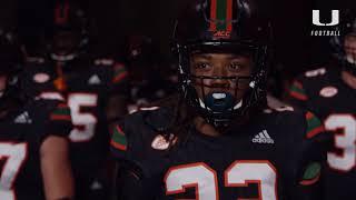 Miami vs. Clemson | ACC Championship Trailer | 11.30.17