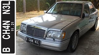In Depth Tour Mercedes Benz E320 Sportline [W124] (1993) - Indonesia