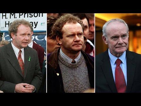 Muerte a los 66 años el histórico líder del Sinn Fein Martin McGuinness, ex viceprimer ministro…