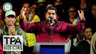 Las repercusiones de la reelección de Maduro hasta 2025 | #TPANoticias Internacional