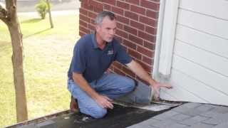 Roof Leaks Caused by Poor Quality Wall Flashings