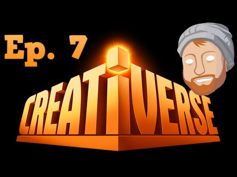 Creativerse Ep.  7 THE END OF THE WORLD!