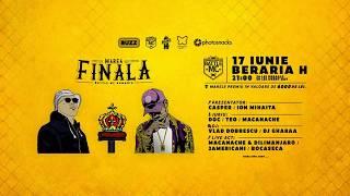 Battle MC Romania Bonel vs Cosmo (editia 2016)