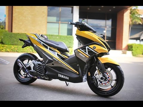 yamaha aerox 155 top speed specification new model bike. Black Bedroom Furniture Sets. Home Design Ideas