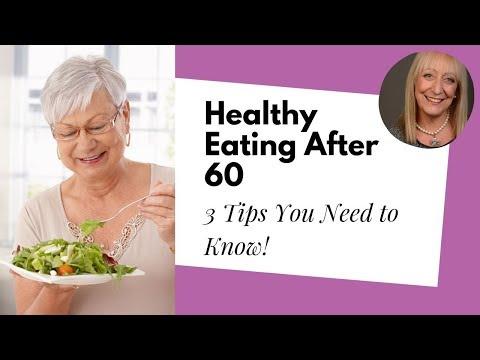 Health inside your 60s