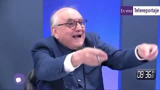 Dr Jalife aborda el Coronavirus en entrevista con Emmanuel Sibilla en Telereportaje/Tabasco 13.03.20