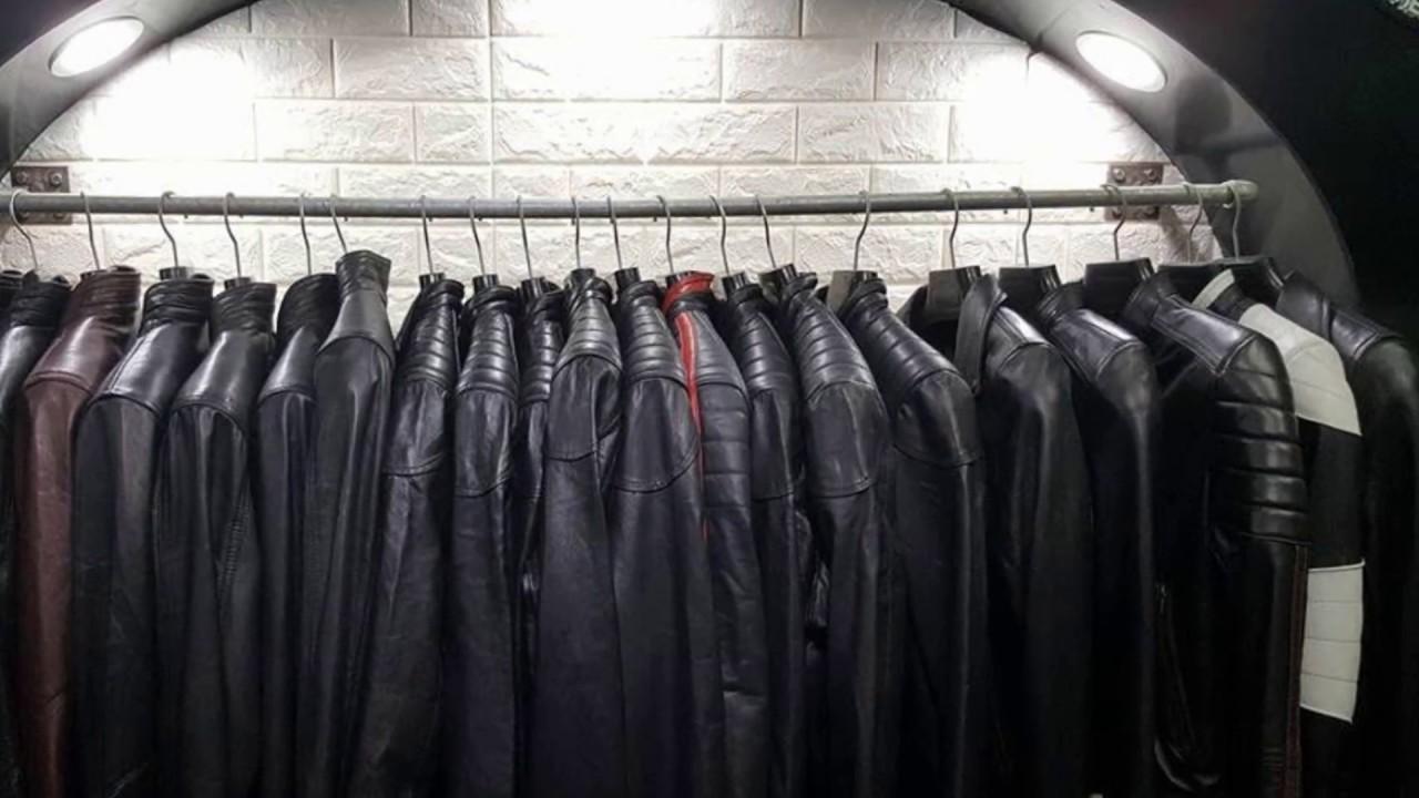 shop cửa hàng bán áo da thật tại tphcm
