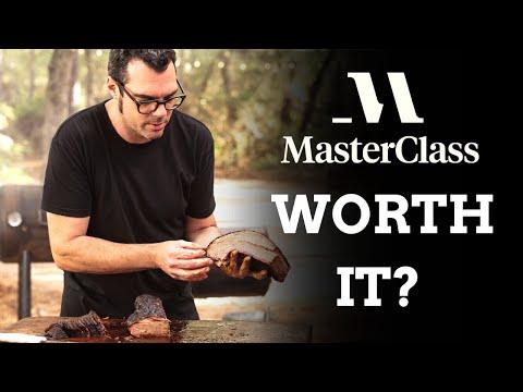 Aaron Franklin MasterClass REVIEW - Is It Worth It? Texas BBQ