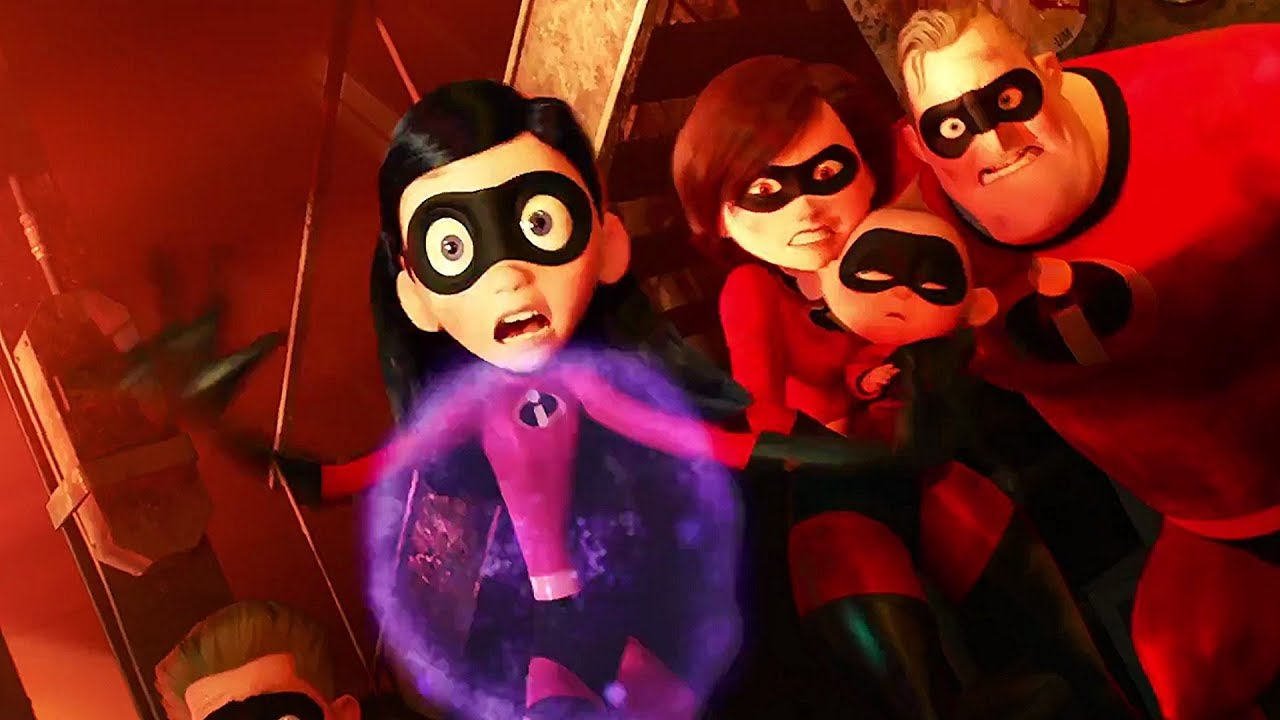 INCREDIBLES 2 - Official Trailer #3 Disney Pixar Animated Movie (2018) - YouTube