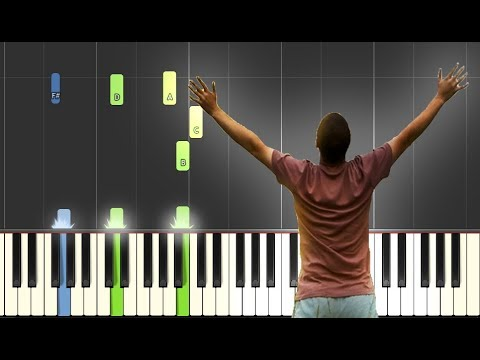 Here I Am To Worship - Hillsong Worship | PIANO TUTORIAL by Betacustic