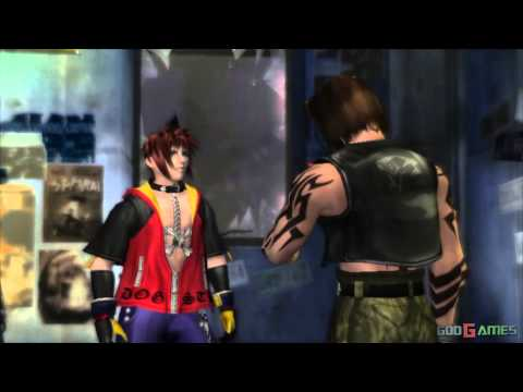 The Bouncer - Gameplay PS2 HD 720P (PCSX2)