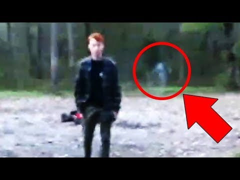 Top 10 Ghost Caught On Camera At Haunted Abandoned Places
